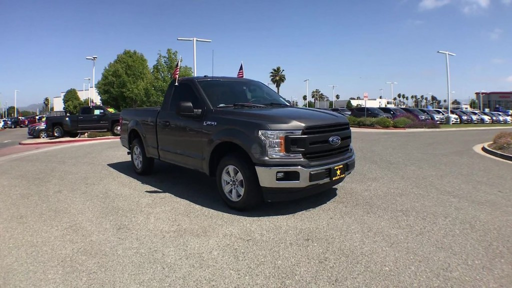 2018 Ford F-150 XL Pickup 6 1/2 ft