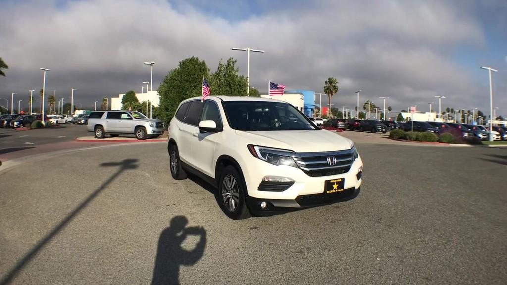 2017 Honda Pilot EX-L Sport Utility