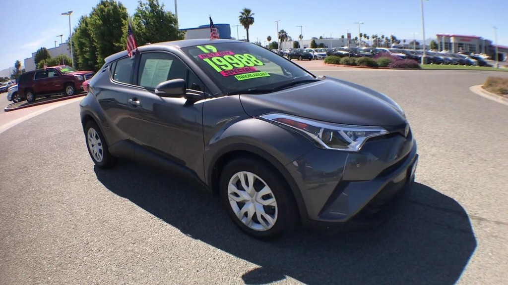 2019 Toyota C-HR LE Sport Utility