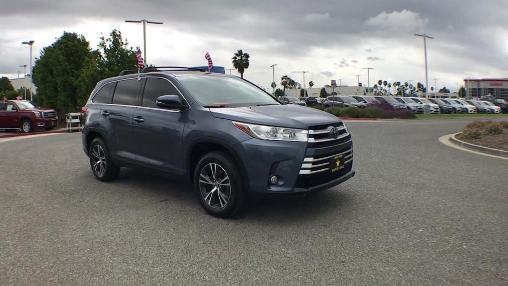 2019 Toyota Highlander LE Plus Sport Utility