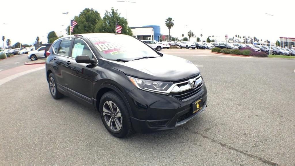 2017 Honda CR-V LX Sport Utility