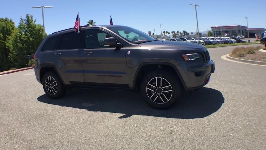 2019 Jeep Grand Cherokee Trailhawk Sport Utility