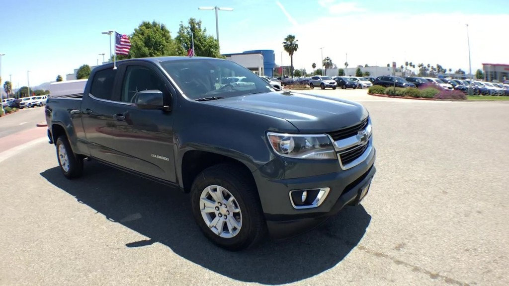 2019 Chevrolet Colorado Crew Cab LT Pickup 6 ft