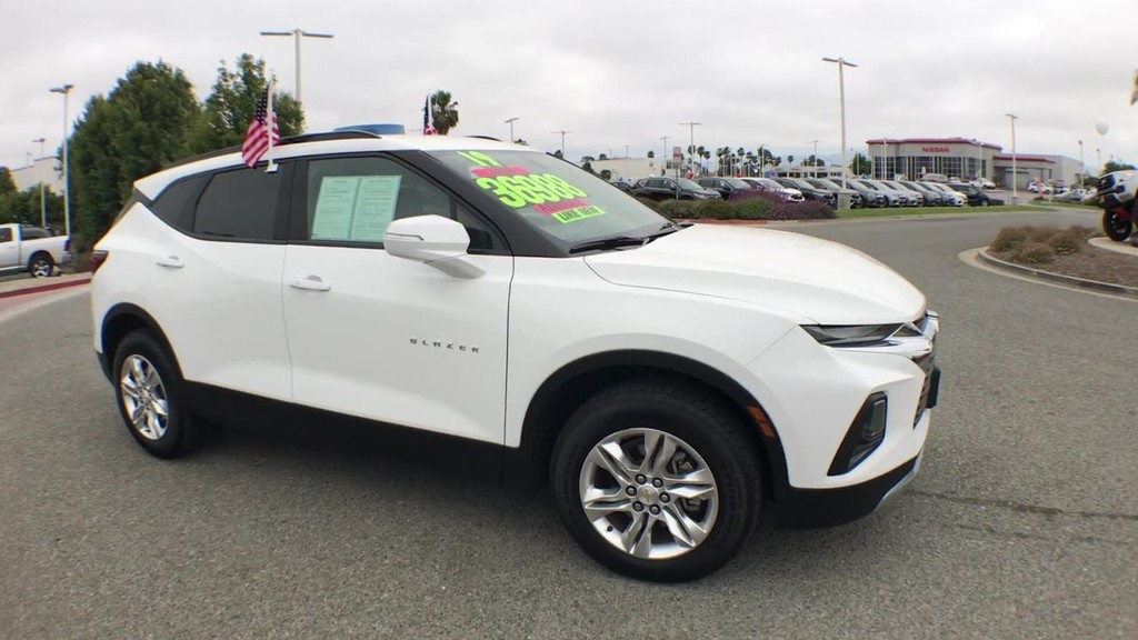 2019 Chevrolet Blazer 3LT Sport Utility